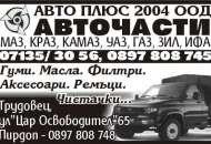 АВТО ПЛЮС 2004 ООД