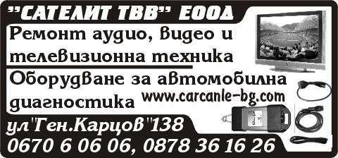 САТЕЛИТ - ТВВ 2 ЕООД
